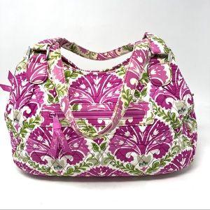 Vera Bradley Multi-Compartment Tote Shoulder Bag